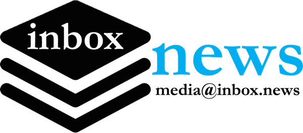 Inbox.News digital newspaper topper logo