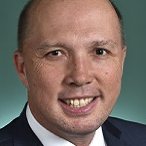 Peter Dutton MP profile image