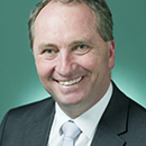 Barnaby Joyce MP profile image